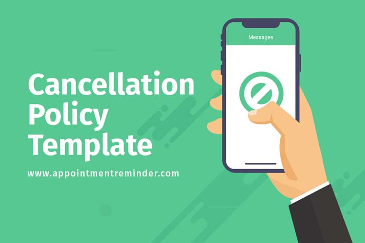 Cancellation Policy Template