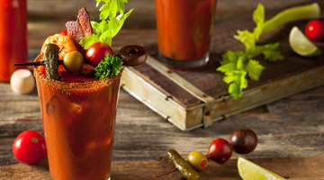 Sweet Heat Bloody Mary