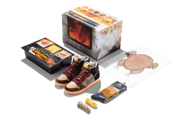 Nike x Concepts SB Dunk High Pro QS - SPECIAL BOX