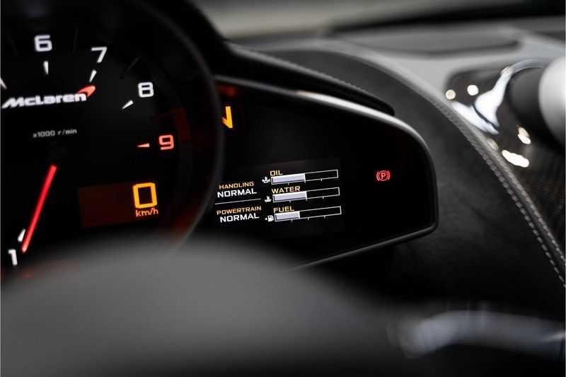 McLaren 650S SPIDER DealerOnd/LIFT/Carbon/XPELL afbeelding 18