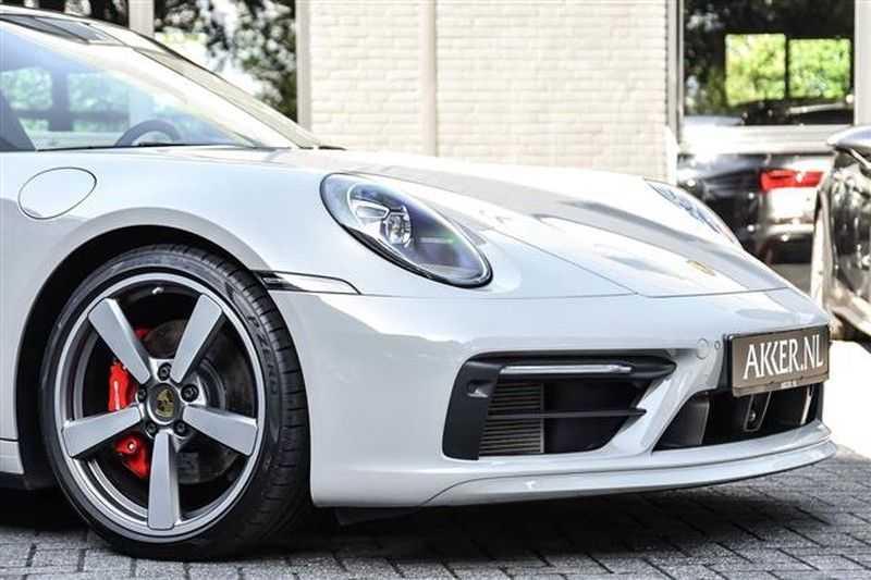 Porsche 911 4S LIFT+BURMESTER+SPORTDESIGN+PDCC NP.231K afbeelding 13