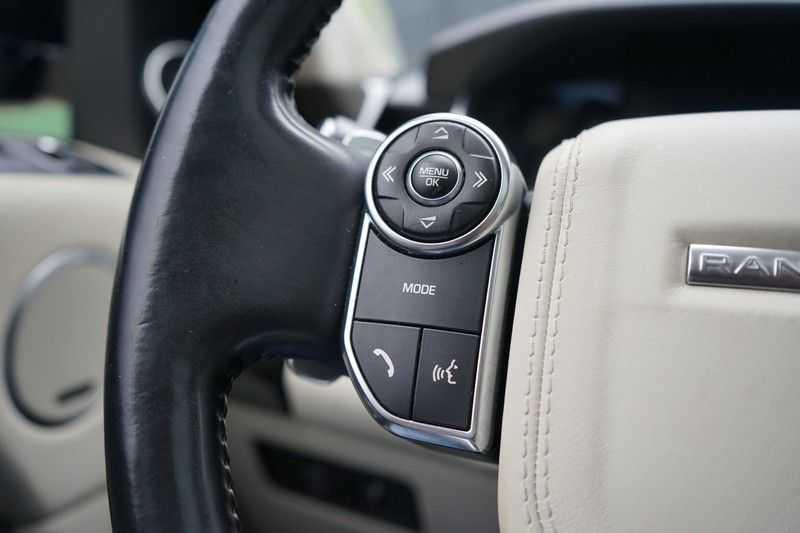 Land Rover Range Rover 4.4 SDV8 Autobiography aut. (nieuwe motor) extreem compleet! afbeelding 5