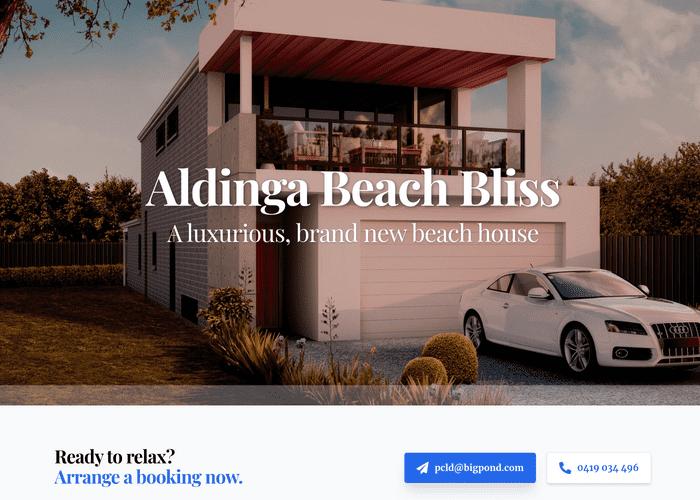 Aldinga Beach Bliss screenshot