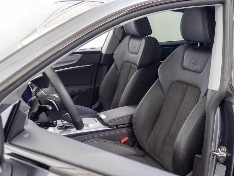 Audi A7 Sportback 55 TFSI e quattro Pro Line   2 x S-Line   367PK   Plug in Hybrid   Adapt. Cruise   Pano.Dak   Keyless-entry   Head-Up   360-Camera   Trekhaak   B&O Sound afbeelding 20