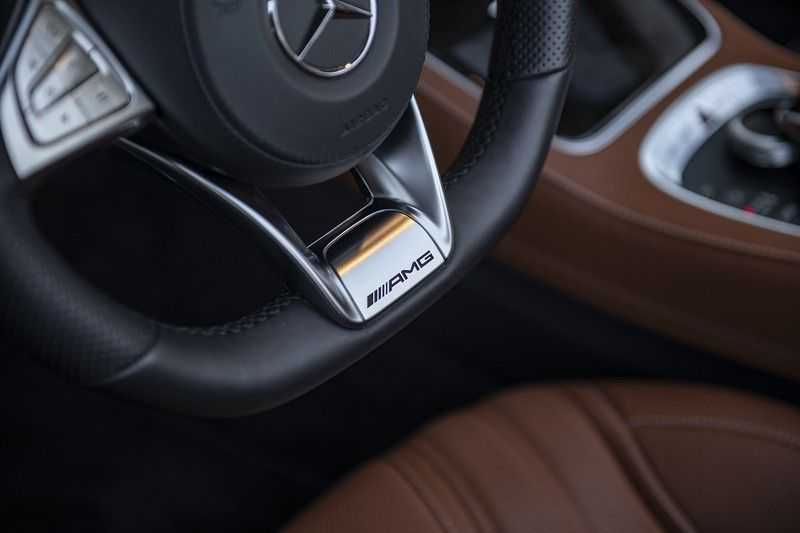 Mercedes-Benz S63 Cabrio 63 AMG 4Matic DISTRONIC + BTW + BURMESTER afbeelding 20