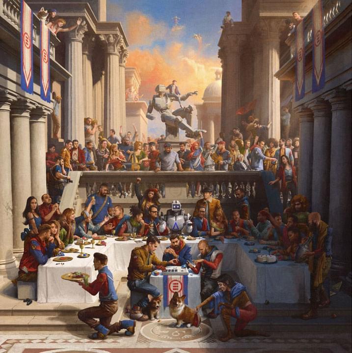 Обложка альбома Everybody