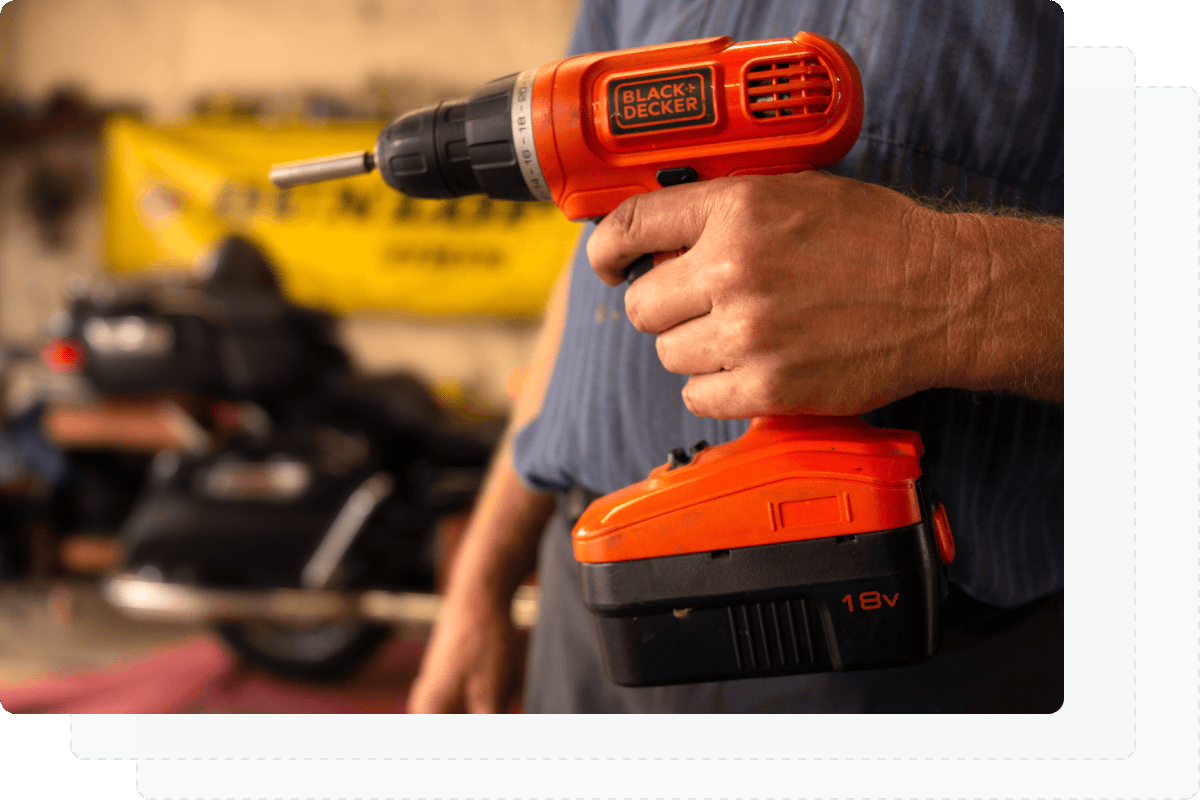 Equipment drill