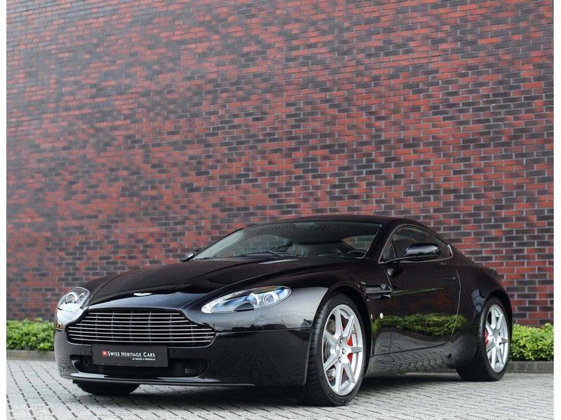 Aston Martin V8 Vantage 4.3 V8 *Handgeschakeld*Cruise Control*Youngtimer!* afbeelding 6
