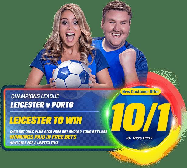 Leicester vs Porto