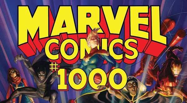 vale a pena ler marvel comics 1000 e 1001