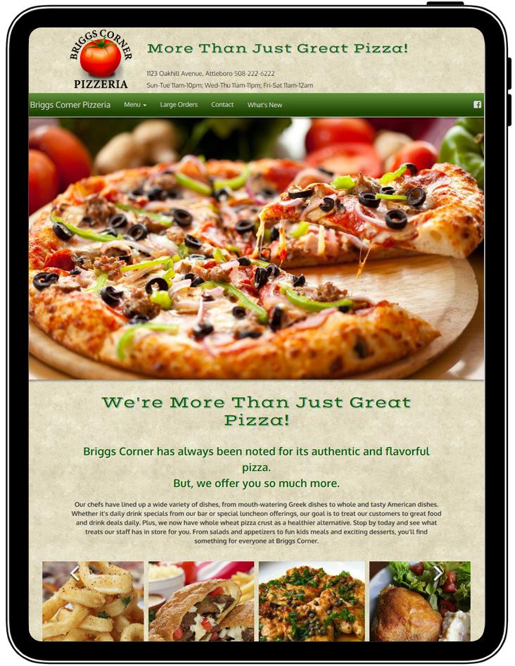 Briggs website