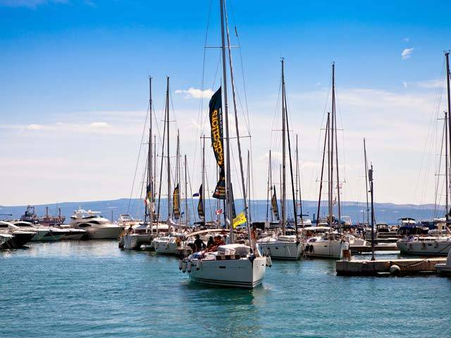 New German Flight Links For Sailing Croatia