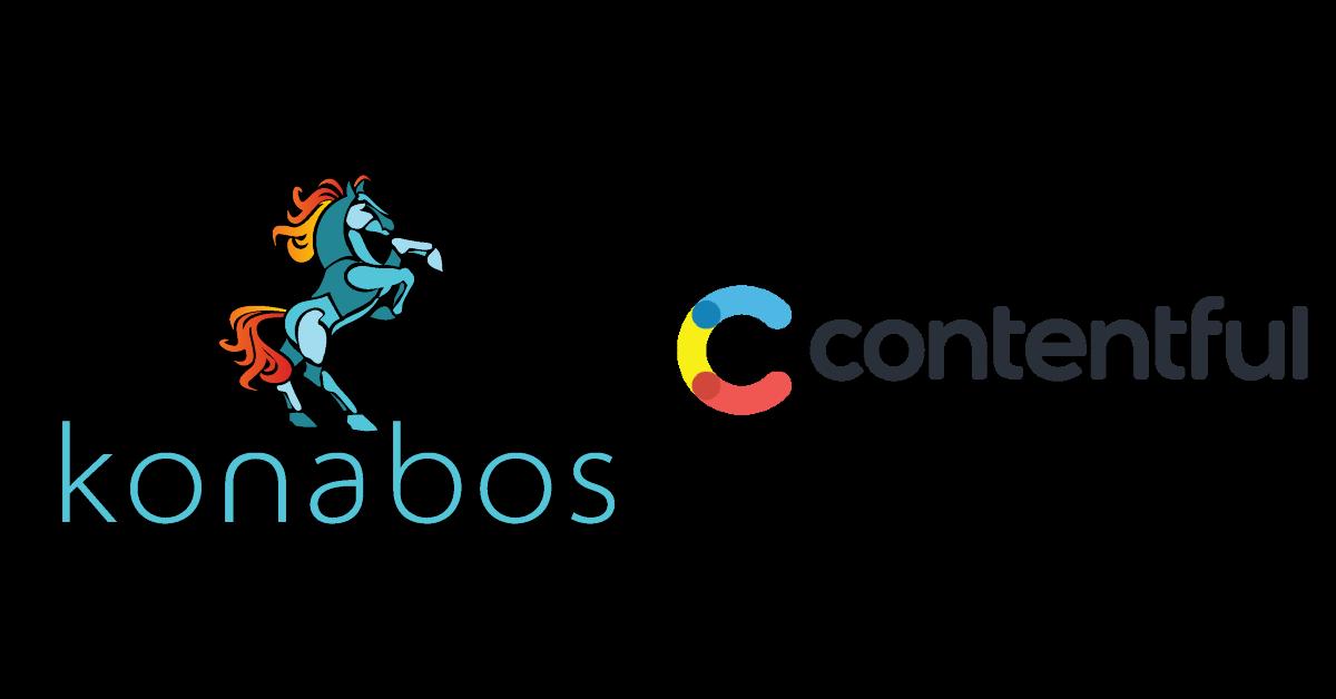 Konabos Becomes Contentful Partner