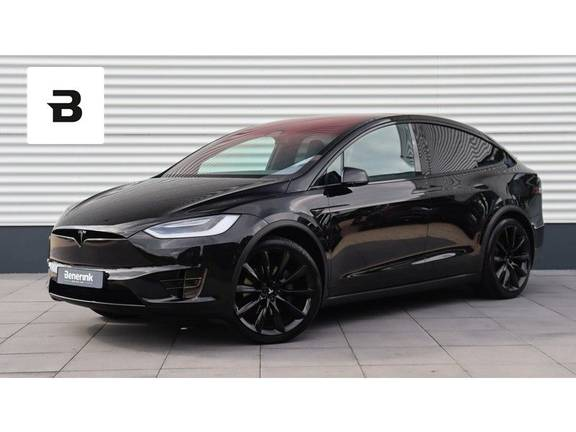 Tesla Model X 100D 6p. Autopilot, 4% bijtelling