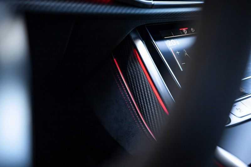 "Audi RS Q8 4.0 TFSI Quattro *RS-Dynamic Plus / Keramisch / Massage / HUD / 23"" / B&O* afbeelding 22"