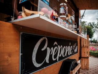 Leckere, nachhaltige und transparent zubereitete Crêpes, Galettes, Waffeln und Kaffee auf Streetfood Festivals, Musikfestivals, Hochzeiten und Weihnachtsmärkten in Köln mieten
