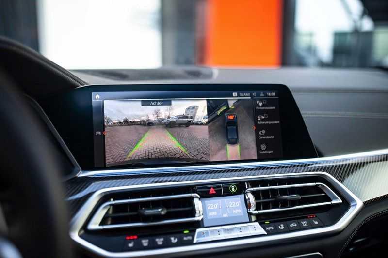 "BMW X6 xDrive40i High Executive *Pano / Laser / HUD / H&K / Leder Indiv. / 22"" / Topview* afbeelding 8"