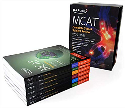 Best MCAT Prep Book