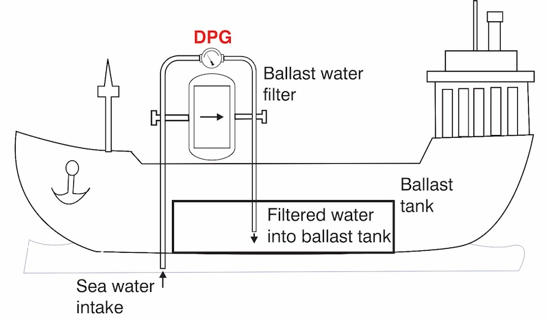 Ballast Water Filtration