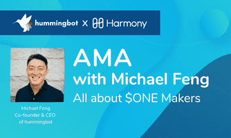 Ask Me Anything: Harmony $ONE Makers