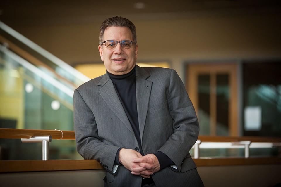 Photograph of David Jacobson