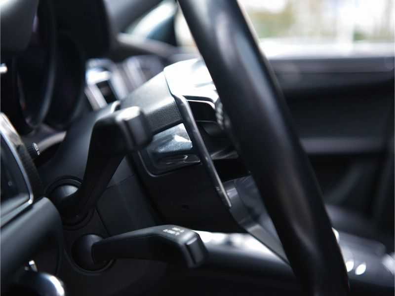 Porsche Macan 3.6 Turbo PDK 400pk Lucht Carbon Pano Zetels-18-weg Alcant.hemel Led Leder-dash afbeelding 12