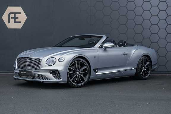 Bentley Continental GTC 6.0 W12 First Edition Full Carbon Exterior Pack, Naim Audio, Mulliner, Centenary Edition