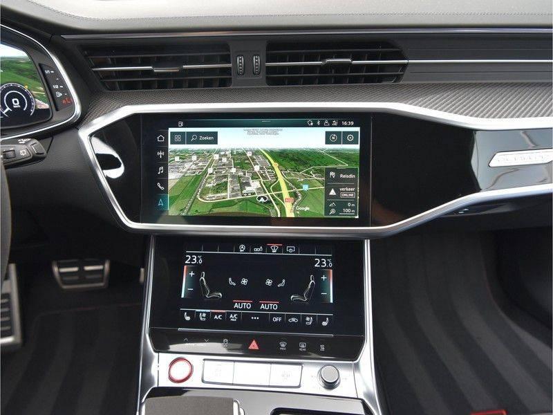 Audi RS6 4.0TFSI 600pk Quattro Keramiek Carbon B&O High-End Softcl Nachtz TV Laser Standk VOL!! afbeelding 20