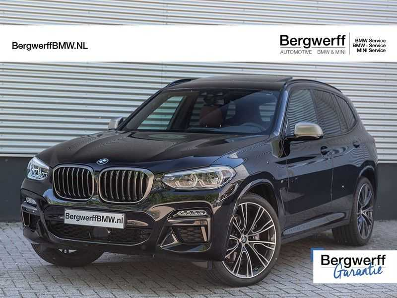 BMW X3 M40i xDrive - Individual Leder - Panorama - ACC - Harman Kardon - Memoryzetels afbeelding 1