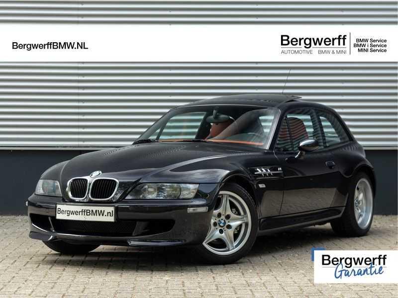 BMW Z3 Coupé 3.2 M Coupé afbeelding 1