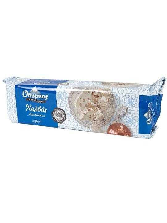 Halvas with almonds - 2.5kg