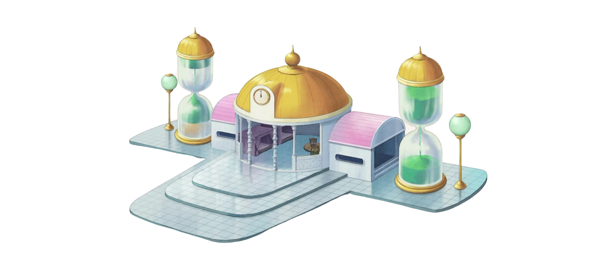 The Hyperbolic Time Chamber