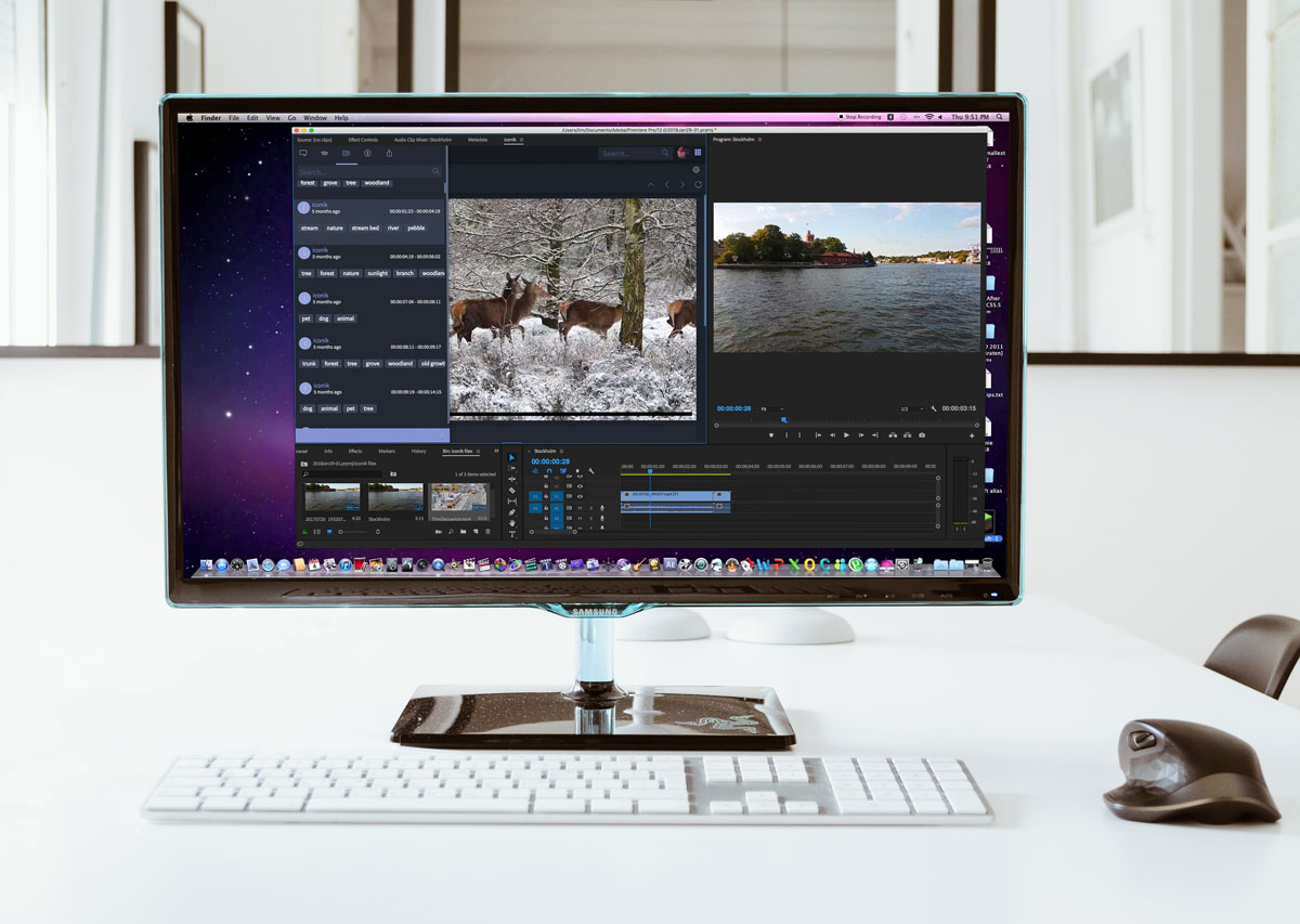 image from Cantemo announces extension of integration with Adobe Creative Cloud applications at NAB