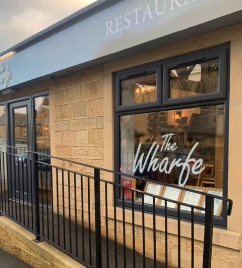 The Wharfe Fish and Chips Otley