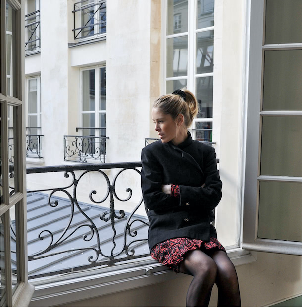Transformation robe rouge Toulouse