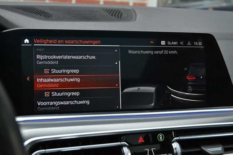 "BMW X5 M50d 400pk Skylounge Luchtv DA+ PA+ Trekh NL-auto 22"" Comfortzetels afbeelding 24"