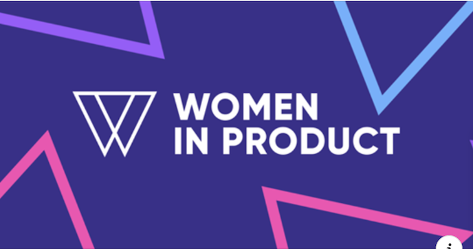 Women in Product banner image