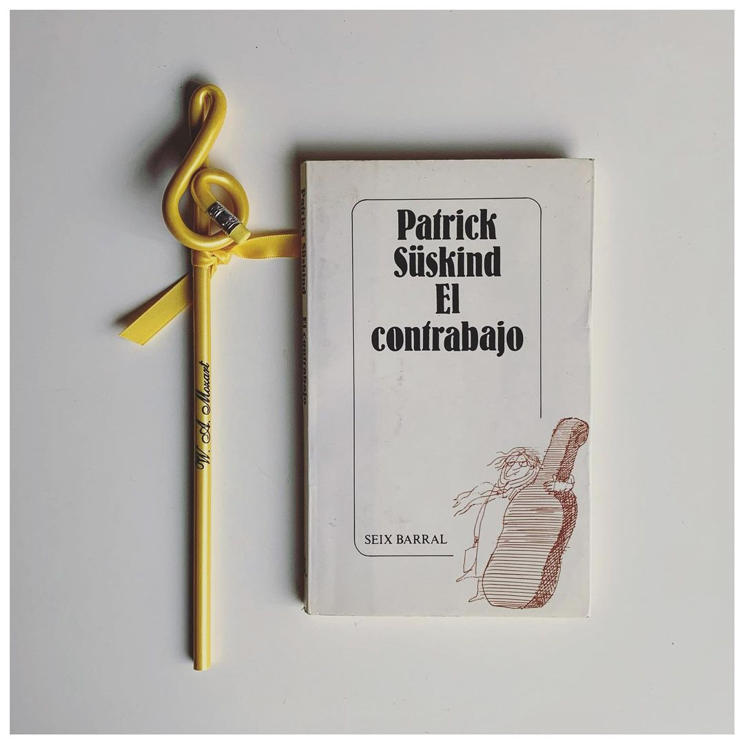 """Imagen de Reseña de """"El contrabajo"""", de Patrick Süskind"""