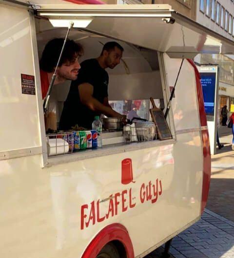 Falafel Guys Briggate