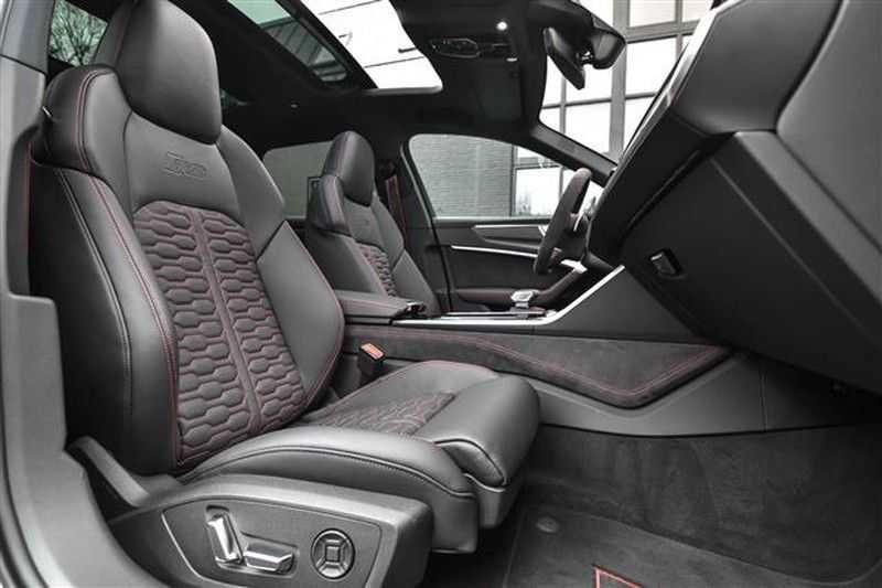 Audi RS6 DYNAMIC PLUS+DESIGNPAKKET+SP.ONDERSTEL NP.238K afbeelding 11