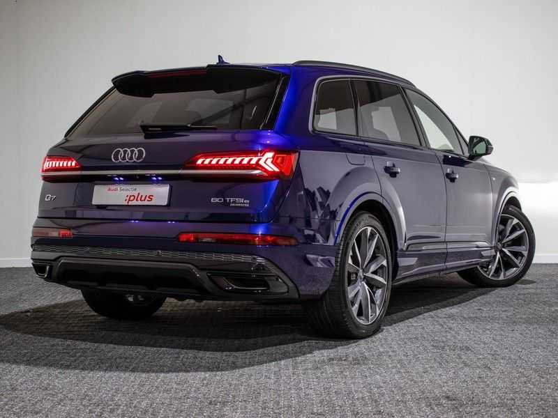 Audi Q7 60 TFSI e quattro Competition | Adaptive Air | Adapt.Cruise | Bose Premium Sound | Trekhaak  | Head-Up | Matrix LED | afbeelding 2