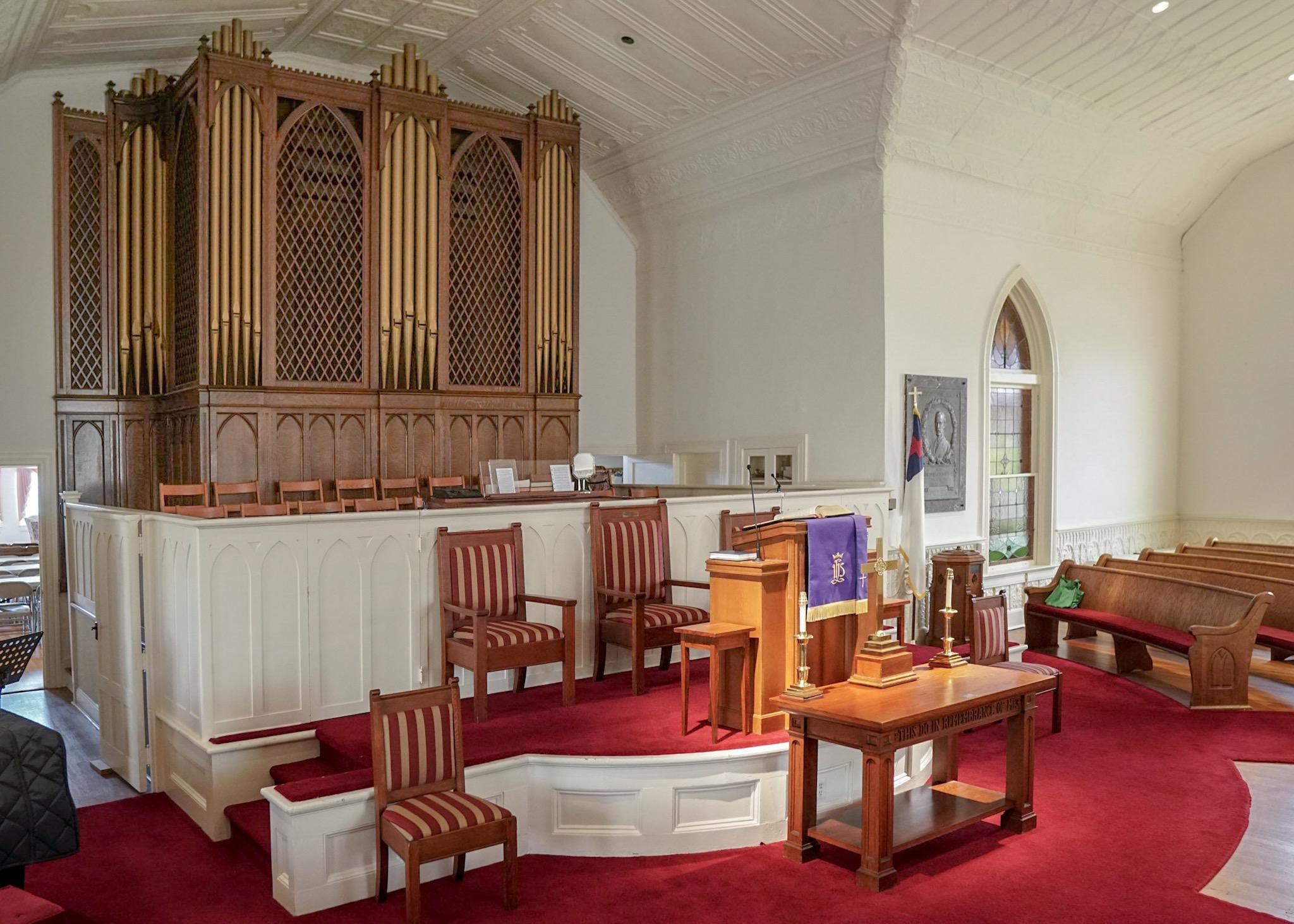 Blackstone sanctuary