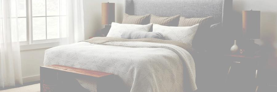 Bedroom Makeover - Soft Colors