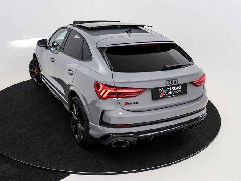 Audi Q3 Sportback TFSI RS 400 pk Pano.Dak   360 Camera   Carbon   Adapt. Cruise   Alcantara Sportstuur   Garantie tot 2026*   afbeelding 16