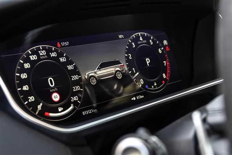 Land Rover Range Rover Sport P400 HST 22INCH+PANO.DAK+ST.KOELING NP.155K afbeelding 3