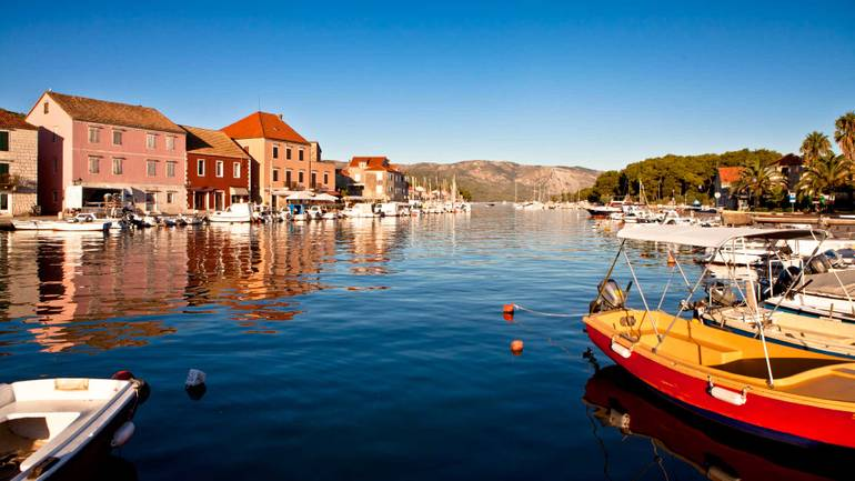 Culture in Stari Grad with Croatia sailing holidays