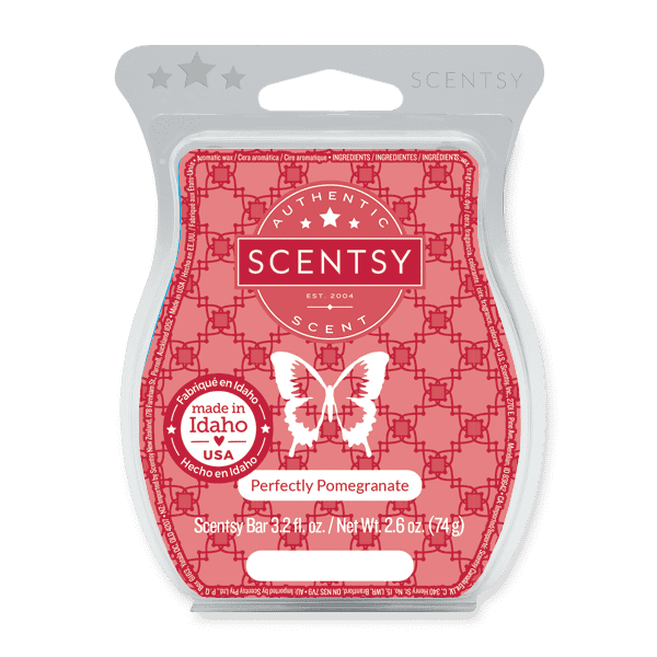 Perfectly Pomegranate Scentsy Bar