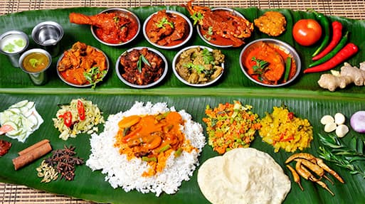 Food and cuisines in India