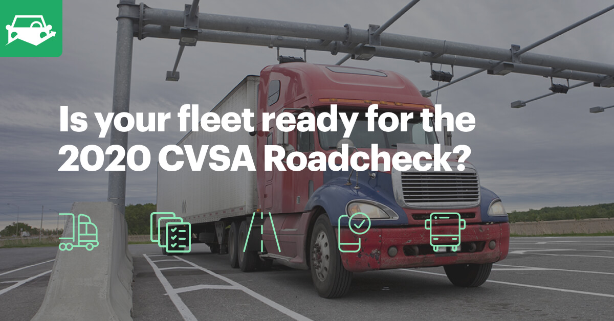 Cvsa roadcheck visual