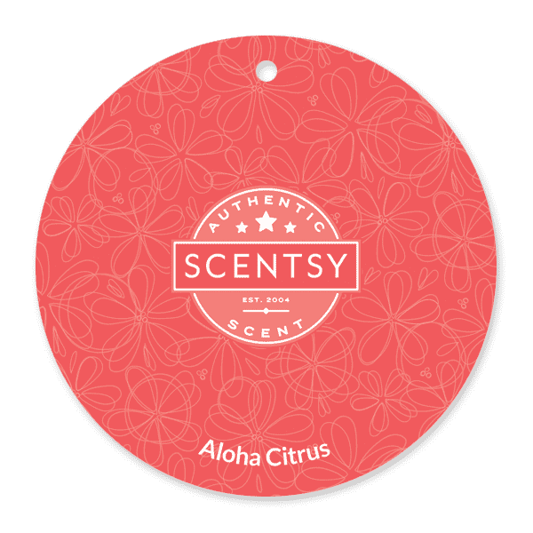 Picture of Aloha Citrus Scent Circle
